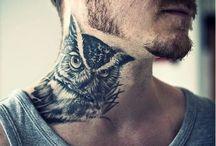 TATTOO INSPIRATION / Tatueringar som både inspirerar och motiverar till att skaffa fler tatueringar.