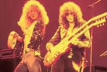 Live led zeppelin / Led Zeppelin live on stage.  I have 247 live audio bootleg shows as well as 21 DVD and VHS shows and rare films that  I have collected since I was 15 as well as books, posters and rare albums  / by Zephead