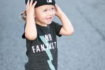 BOY SWAG / For the cool little monsters