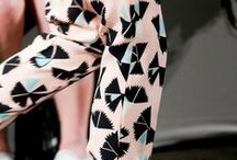 PATTERNS AND PRINTS / Inspiration for cool, fun, simple, bright and amazing prints and patterns