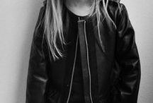 GIRLS NEED (LEATHER) JACKETS / A girl can't have enough jackets
