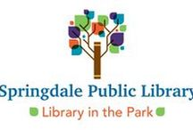 Library in the Park! / Photos from our library and surrounding area / by Springdale Public Library