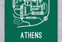 Athens Ohio Merchandise / Products inspired by Athens, Ohio