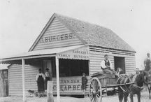 Australian history / The good old days