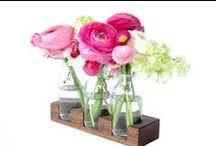 Flowers / Blumen / Jewelery and Objects / Schmuck und Objekte