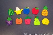Flannel Board Story Ideas / by Springdale Public Library