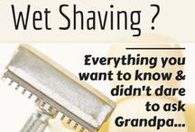 How to Wet Shave / http://manlinesskit.com/category/wet-shaving/ This board is all about wet shaving. It expresses the passion for traditional shaving with shaving soap, safety razors and straight razors. You get the chance to learn how to shave your sensitive skin, how to shave with a straight razor and how to shave with a safety razor. Ever wondered how to shave with a shaving soap? Maybe what's the best shaving cream for sensitive skin? Best safety razors? And how about what to use after shaving?