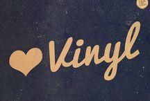 """Vinyl"" / Album Covers, Vinyl, LP's, 45s...Record-Stores, Companies, Players & Accessories... Peace, Love & Vinyl 🍏  / by Thom McKay"