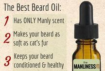 Best Beard Oils & Beard Oil Recipes / http://manlinesskit.com/category/beards/ As the name suggests, this board is dedicated to beard oil and beard oil recipes. We pin images that have to do with beard oils, techniques on how to apply beard oil, diy beard oil recipes and everything that has to do with this magnificent product that makes beards look awesome!