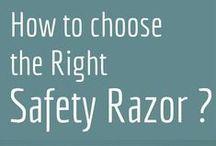 Safety Razors for Wet Shaving