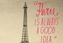 J'aime Paris / Things that will make travelling around in Paris (more) fun!