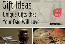 Father's Day Gift Ideas / This board is dedicated to Gift Ideas for Father's Day. The first role model of all men.
