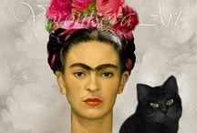 Arte Frida Kalo
