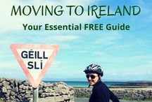 Live in Ireland / What you need to know about relocating and living in Ireland. Pin as many as you wish. Share and enjoy!