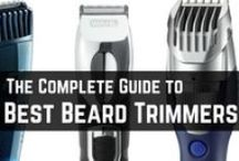 Best Beard Trimmers for short and long beards / A board about the best beard trimmers you can buy for your glorious beard.