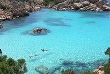 Sardegna arcipelago della Maddalena