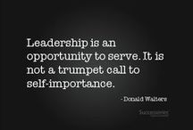 Servant Leadership / Exploring the success of the servant leadership model