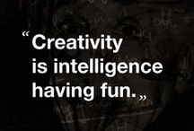 Spark creativity / Creativity is not limited to painters and poets. Creative ideas are the kickstarter for the most successful businesses