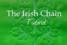 Irish Quilting / Create your own beautiful Irish quilts. Pin as many as you wish. Share and enjoy!