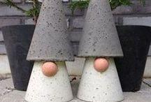 Kameny a beton