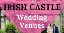 Irish Weddings / Planning an Irish themed or location wedding? Use this board for inspiration.