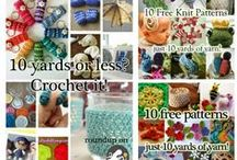 Crochet Patterns / by DJ