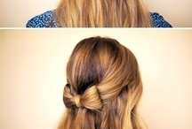 Ideas for Hair / by elrizo