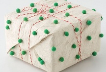 Ideas for Gift wrap / by elrizo