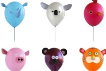 Ideas for Party: balloons / by elrizo