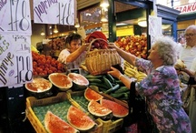 Food Markets and Shops