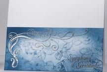 cards - simply elegant and CAS