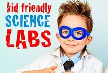 Science Crafts & Activities / A board dedicated to cool science and technology stuff for kids.