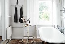 Bathrooms / Beautiful Bathrooms to inspire your own home renovation.