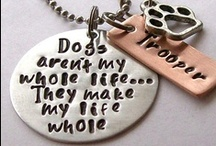 """Delightful Doggie Stuff / Captivating, enchanting, lovely, adorable dog things that make you say """" I want one of those!"""""""