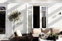 Beach Style / Beach House Decor Styling