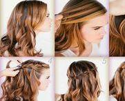 Dicas de Penteados / Veja aqui diferentes tipos de penteados, dicas sobre penteados ideais para cada ocasião e truques para fazer lindos penteados em você.