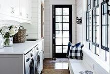 Lovely Laundries / Well designed laundries