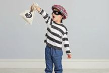 Costume Ideas for Kids / Dress up and #Halloween #costume ideas for #kids.
