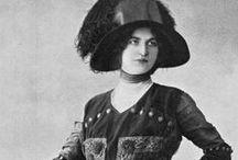 Fashions 1910s