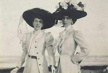 Fashions 1900s