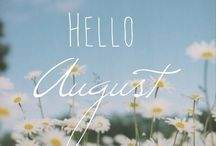 Awesome August #benefit / All the things I love about August