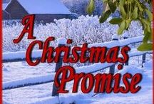 A CHRISTMAS PROMISE / Images for a short story set in 1873 Wyoming, A CHRISTMAS PROMISE by Zina Abbott