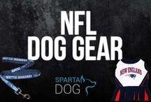 Spartadog NFL Dog Gear