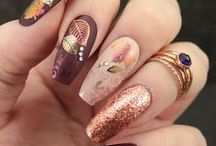 Fall Nail Art / A place to share my Fall nail art creations.