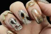 Thanksgiving Nail Art / A place to share my Thanksgiving nail art designs.