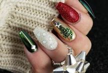 Christmas Nail Art / A place to share my Christmas nail art designs.
