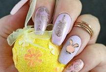 Easter Nail Art / A place to share my Easter nail art designs.