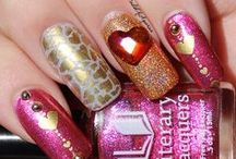 Valentine's Day Nail Art / A place to share my Valentine's Day nail art designs.