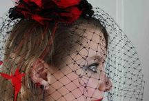 Fascinators... / Hair accessories and beatiful fascinators for wedding or formal occasions