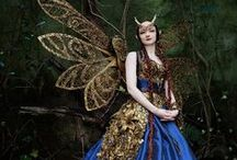 Costume inspiration... / From cosplay to reenactment, fantasy fashion and dreamy outfits